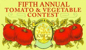 2015 Tomato & Vegetable Contest at the Kingwood Garden Center