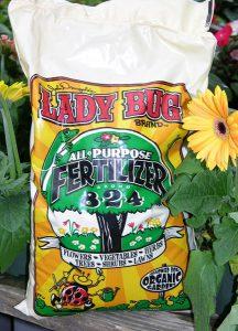 Lady Bug All Purpose Fertilizer