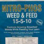Nitro Phos Weed and Feed